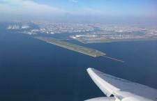 羽田新ルート、旅客便使った試験飛行時に騒音測定 測定局18カ所で