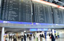 IATA、全世界の利用率82.6% 19年旅客実績