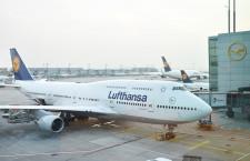 ルフトハンザ、関空の747-400変更せず 観光需要に適合
