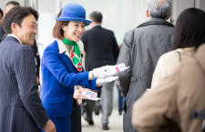 JAL、仙台-福岡就航40周年 TDAが78年開設