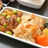 シンガポール航空、生姜焼きの機内食 日本の家庭料理、4月刷新