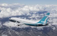 737 MAX 7が初飛行 19年就航目指す