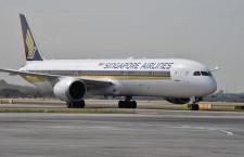 シンガポール航空、成田・羽田5月まで減便 感染拡大、全世界で688便影響
