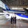 ANA、双日とビジネスジェット新会社 欧米で国際線から乗り継ぎ