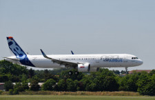 エアバス、新型コロナで減産 3機種対象、A320は40機に