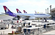ハワイアン航空、福岡再就航へ 11月にも、5年4カ月ぶり