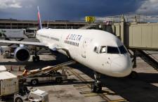 デルタ航空、太平洋線の利用率81.8% 国際線84.2%、米国内86.8% 19年4月