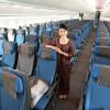 フットレスト廃止で足もと広々 写真特集・シンガポール航空787-10 日本初公開(エコノミークラス編)