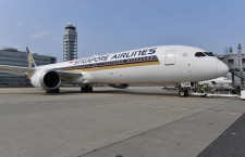 シンガポール航空、関空再開へ 週1往復、成田は週3往復