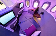 A320neoでフルフラット実現 伸びる航続距離に新需要、エアバス新内装「Airspace」
