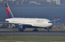 デルタ航空、太平洋線の利用率81.1% 国際線85.0%、米国内85.5% 19年9月