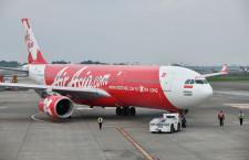 エアアジア、成田-ジャカルタ9月末で運休 就航5カ月で