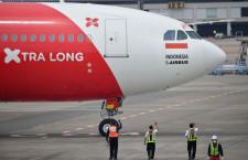 インドネシア・エアアジアX、成田-ジャカルタ就航 初のLCC