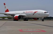 オーストリア航空、ウィーン-成田季節便20年3月再開 夏ダイヤは777に大型化