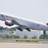オーストリア航空、楽譜描いた777で成田線再開 週5往復