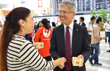 JAL、特別理事に藤田前副会長