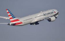 アメリカン航空、乗客のマスク着用義務化 全便対象、日本路線も