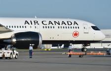 """エア・カナダ、10年ぶり関空就航へ 6月、バンクーバーから""""本体"""""""