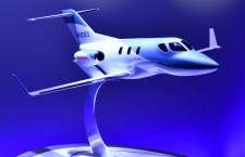 岡山航空、ホンダジェットの整備受託