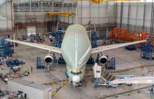 ベルーガXL、地上振動試験に合格 今夏初飛行へ