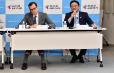 関空、18年3月期の純利益67%増283億円 1タミ改修案は先送り