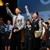 「空の安全任せて!」空港保安検査コンテスト初開催 優勝は羽田第2の全日警