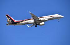 MRJ、1月下旬からTC飛行試験 エンジンから確認