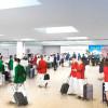 成田空港、五輪で臨時ターミナル 選手団用、3日間のみ