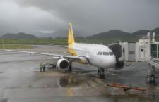 バニラエア、国内線の運航終了 最終便は成田-石垣、台風で欠航