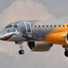 エンブラエル、1万550機の新造機需要 150席までの20年予測