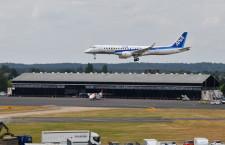 ファンボロー航空ショー中止 新型コロナ感染拡大で