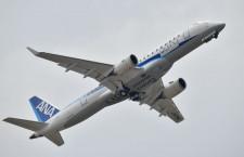 MRJのTC飛行試験遅延、ANAHD片野坂社長「機材計画の調整考えていない」