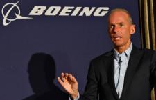 ボーイング、マレンバーグCEO辞任 737MAX問題で、後任はカルホーン氏