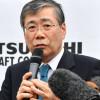 ポストMRJ「堅実な形で」 三菱重工・宮永社長、大型化否定
