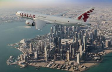 カタール航空、777Fを5機追加発注