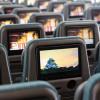 個人用モニターを大型化 写真特集・キャセイパシフィック航空A350-1000(プレエコ・エコノミー編)