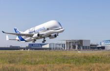 ベルーガXL、初飛行成功 19年就航へ