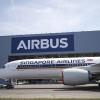 A350超長距離型、ロールアウト シンガポール航空、米直行便に導入