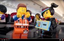 ターキッシュエア、レゴで安全ビデオ