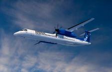 カナダ航空局、90席Q400認可 年内、印LCCに