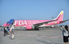 FDA、松本-丘珠季節便 7月から、静岡増便も