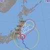 台風13号、9日は60便超が欠航 関東に接近