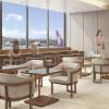 JAL、ホノルルに新ラウンジ開設 サクララウンジ・ハレ