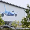 セントレアの787施設、操縦席展示 ボーイングストアでオリジナルグッズ
