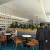 カンタス航空、成田ラウンジ刷新へ 全面改装、日本特化の食事も