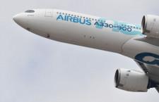 エアバス19年、過去最高863機引き渡し 受注・納入ボーイング超えへ