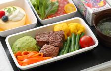 シンガポール航空、女性向け低カロリー機内食 日本発プレエコで