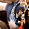 JALとHAC、札幌・丘珠空港でFacebookファン感謝イベント 操縦室で記念撮影も