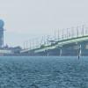 関空連絡橋、鉄道再開1週間前倒し 12日から橋桁撤去
