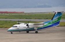 ORC、Q200初号機今春退役へ 中古機購入